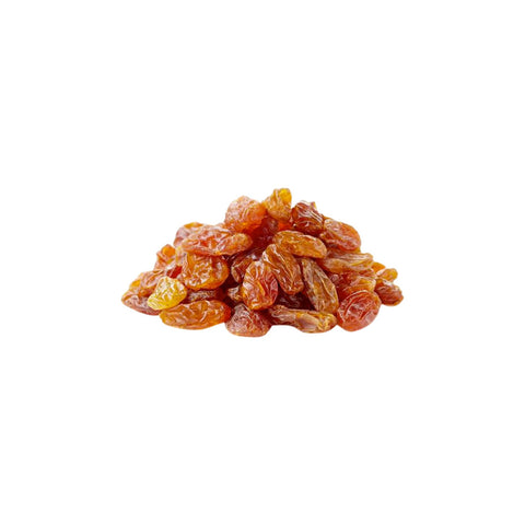 Brown Dried Raisins with Seed
