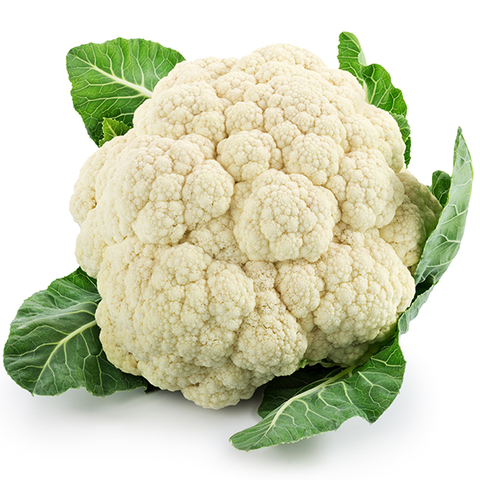 Cauliflower (each) - samnaturaluk
