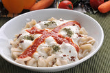 Homemade Manti (Turkish Type Ravioli) (Sams Special) 500g
