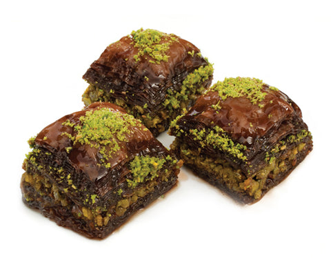 Antepzade Baklava with Chocolate and Pistachios 1kg
