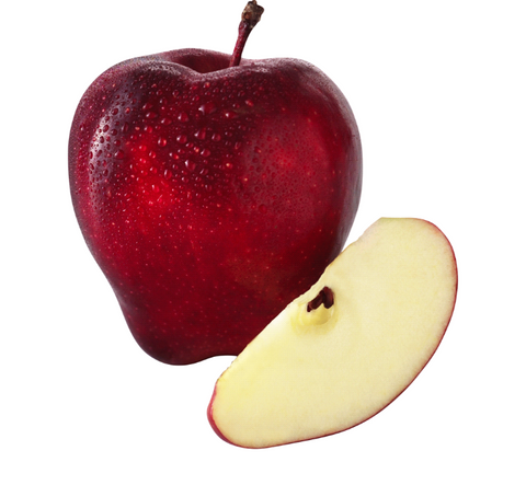Apple Red (4x) - samnaturaluk