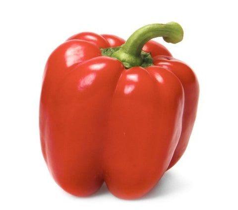 Red Bell Pepper (each) - samnaturaluk