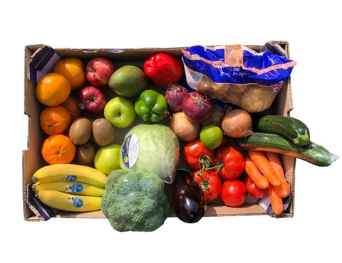 Small Essential Fruit & Vegetable Box