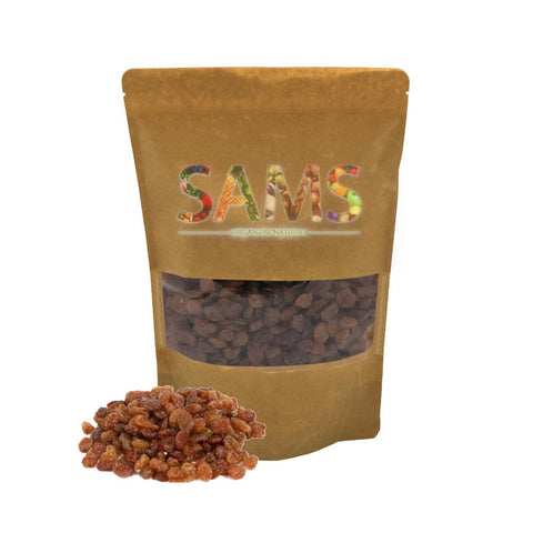 Sultana Dried Raisins Without Seed