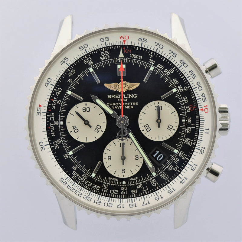Breitling Navitimer (coming soon)