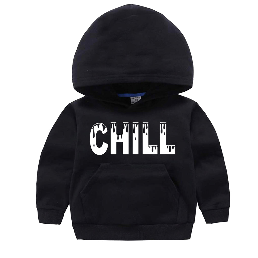 CHILL TODDLER PULLOVER HOODIE