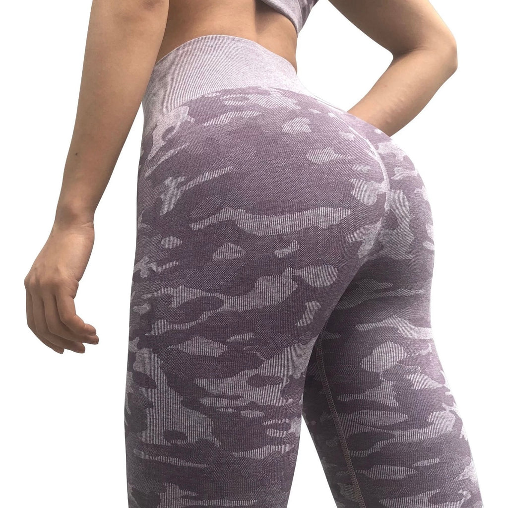 CAMO SEAMLESS SET