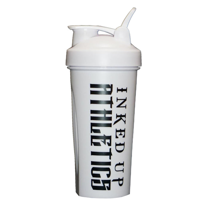 SHAKER BOTTLE - WHITE
