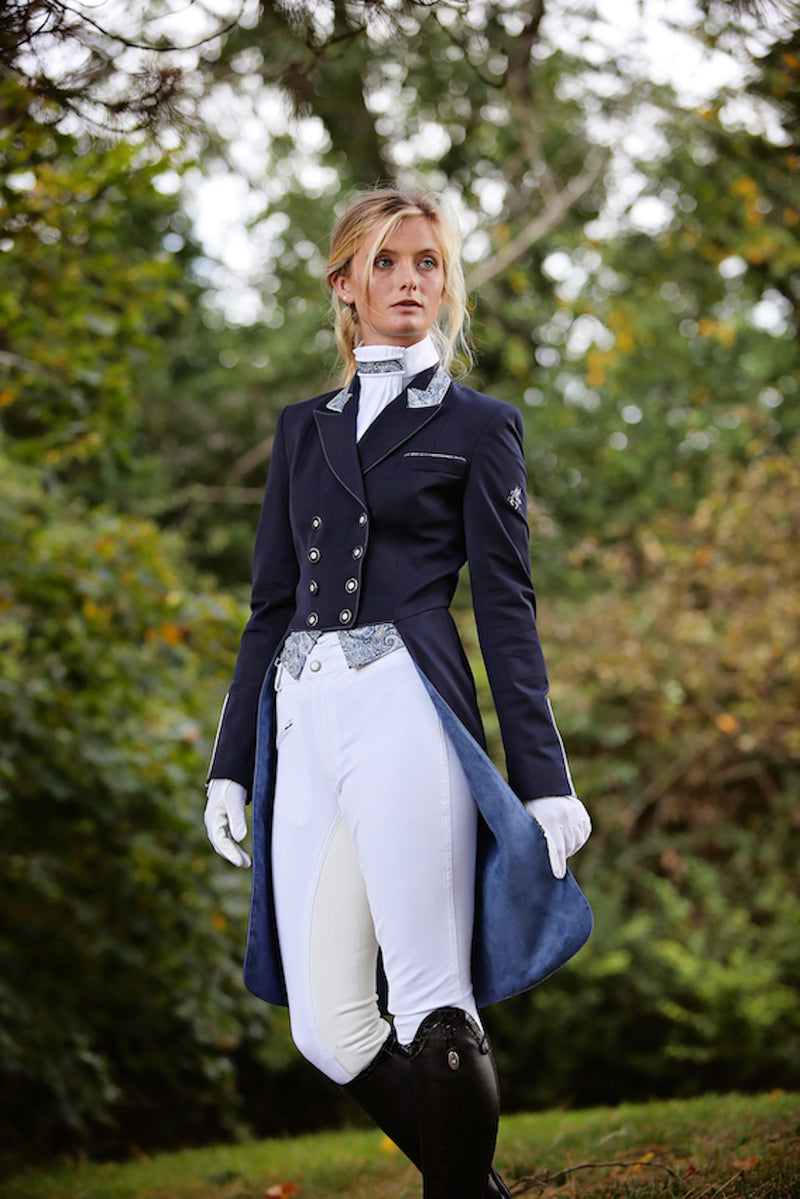 Customise your Ladies Isabell Dressage Tailcoat £699.00 deposit £150.00