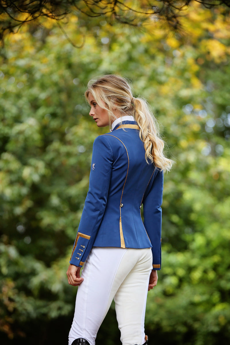 Customise your Ladies Charlotte short Jacket £549.00  Deposit £150.00