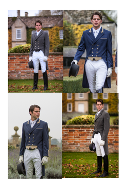 Customise your Carl Tailcoat  £699.00 deposit £150.00