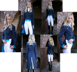 Customise your Victoria Tailcoat (changeable Tails) - Deposit £450
