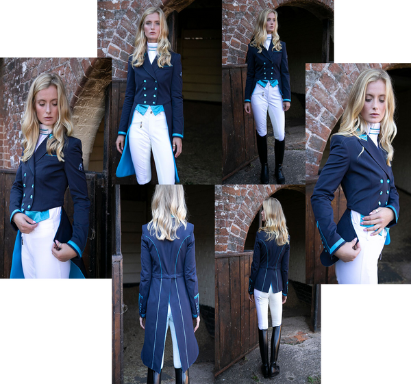 Customise your Victoria Tailcoat (Inter-changeable Tails) - £825.00 Deposit £150.00