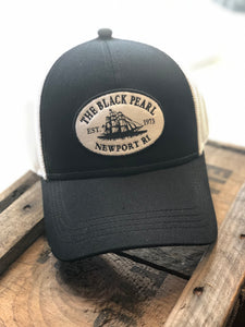 Black Pearl Trucker Hat