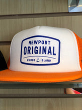 Load image into Gallery viewer, Newport Original Foam Trucker Hat