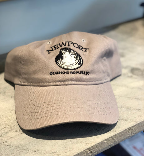 Quahog Republic Cap
