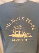 Load image into Gallery viewer, Black Pearl T-shirt, Light Blue