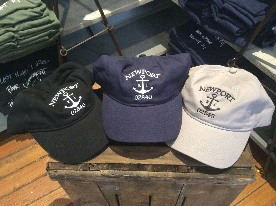Newport Anchor Cap