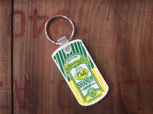 Del's Shandy Keychain