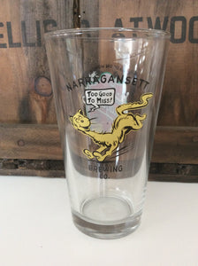 Narragansett Dr. Seuss Pint Glass