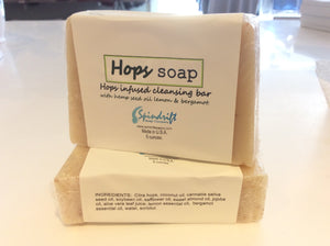 Spindrift Hops Soap