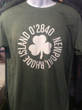 Load image into Gallery viewer, 0'2840 Shamrock T-shirt