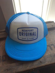 Newport Original Foam Trucker Hat