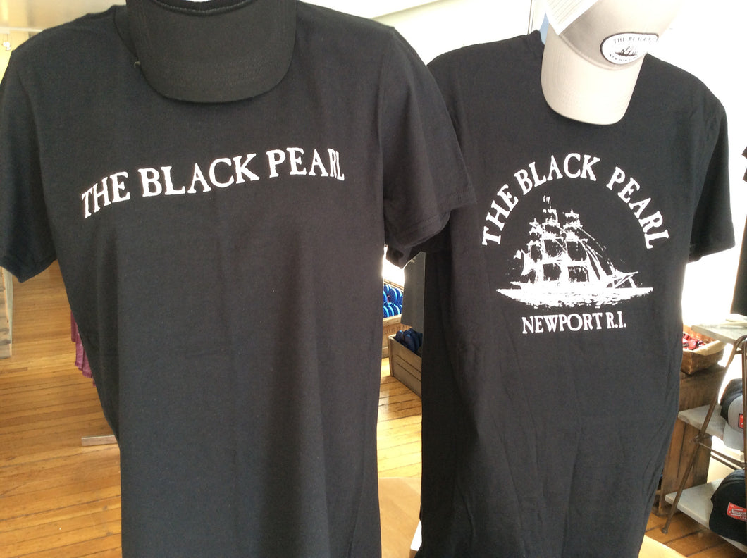 Black Pearl T-Shirt, Black