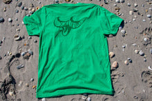 Load image into Gallery viewer, SeaThredz T-shirt, Enviro Green