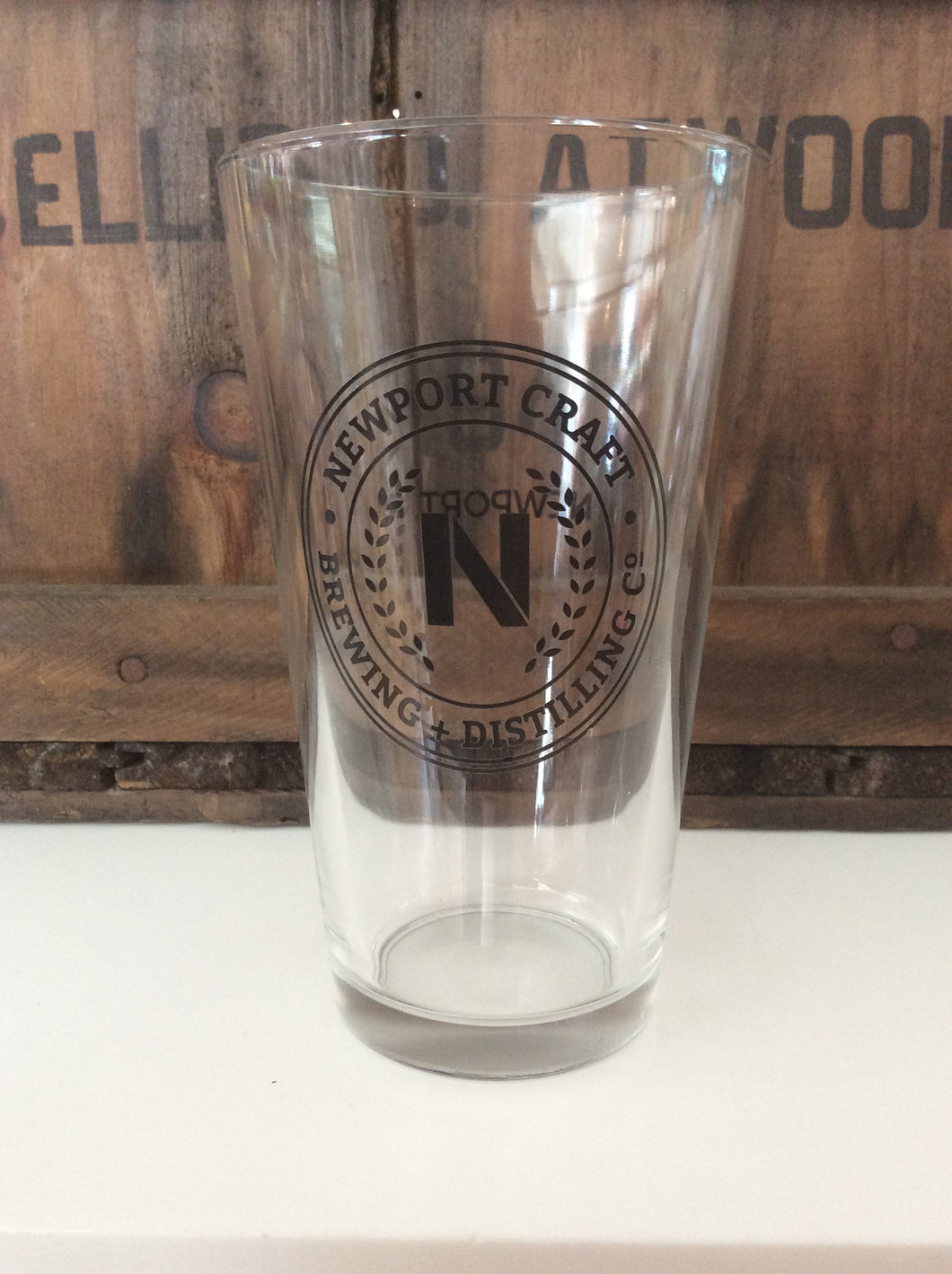 Newport Craft Pint Glass