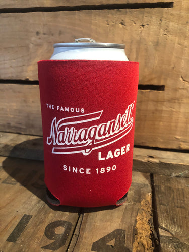 Can Koozie, Narragansett