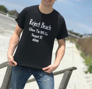 Rejects Beach Tee