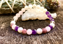 Load image into Gallery viewer, Women's Hormone Balance Healing Stone Jewelry