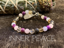 Load image into Gallery viewer, Inner Peace Healing Stone Jewelry