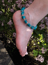Load image into Gallery viewer, Turquoise Puca Boho Anklet-June Promo