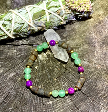 Load image into Gallery viewer, Migraine Relief Healing Stone Jewelry