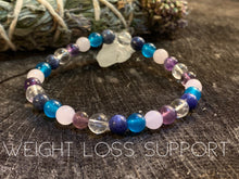 Load image into Gallery viewer, Weight Loss Support Healing Stone Jewelry