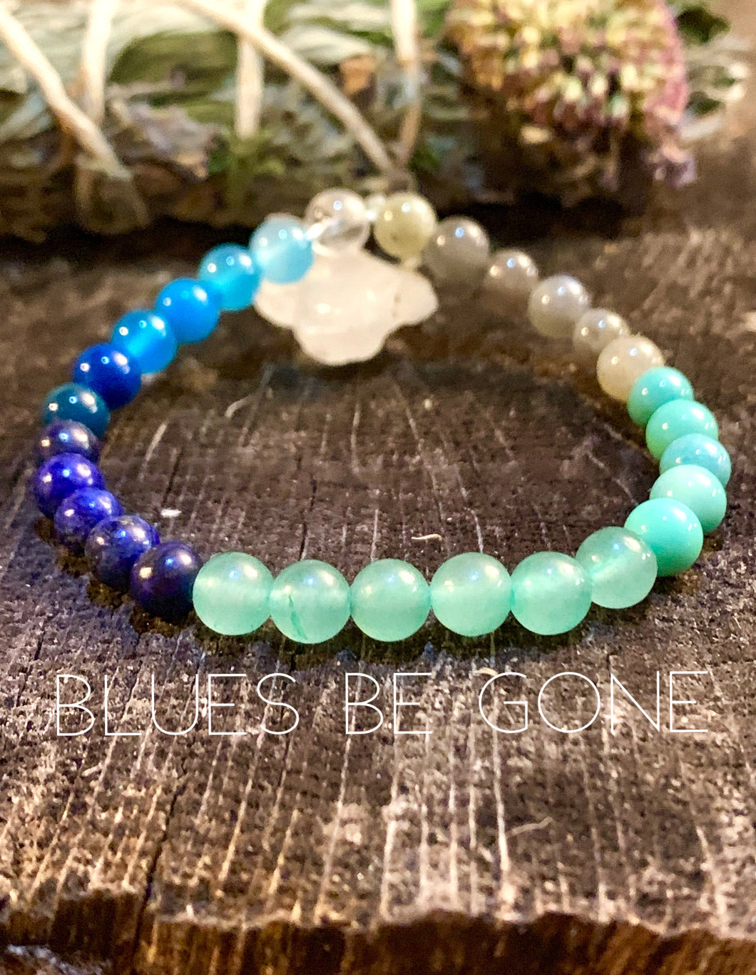 Blues Be Gone Healing Stone Jewelry