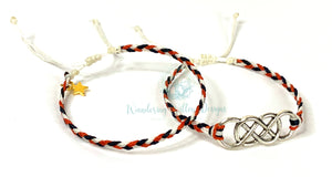 "MAY-Military ""We Are United"" Gratitude Bracelets"