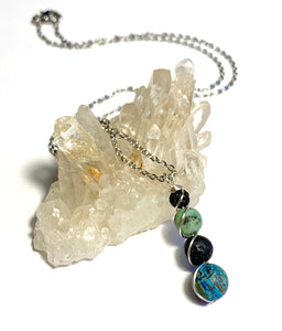 Stress & Worry Diffusing Necklace