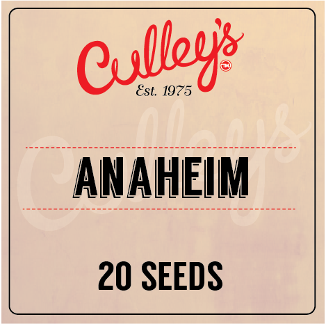 Culley's Anaheim Seeds