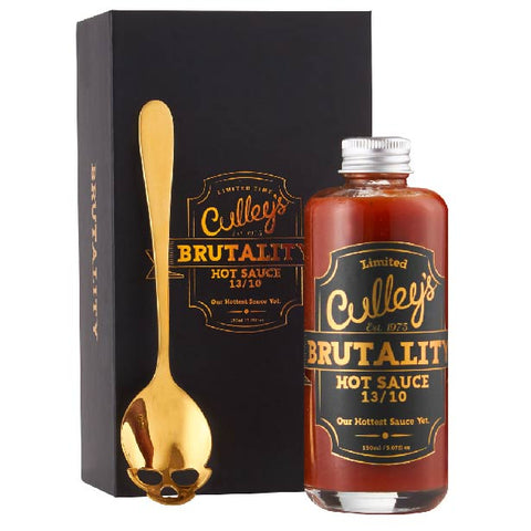 Culley's Brutality Limited Edition Box Set + Limited Edition Ring