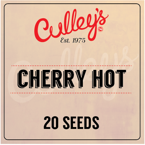 Culley's Cherry Hot Seeds