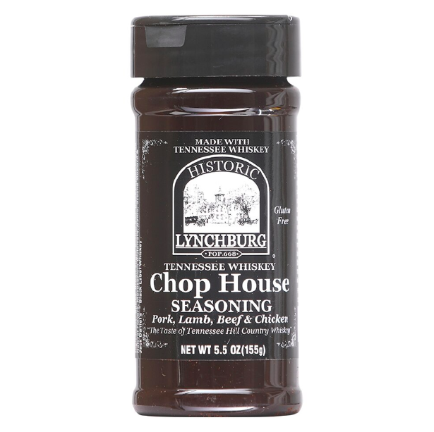 Historic Lynchburg Tennessee Whiskey Chop House Seasoning