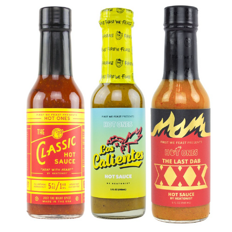 Hot Ones Trio