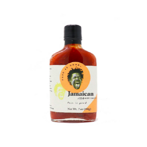 Pain Is Good Jamaican Hot Sauce