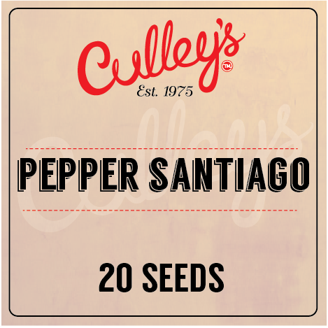 Culley's Pepper Santiago Seeds