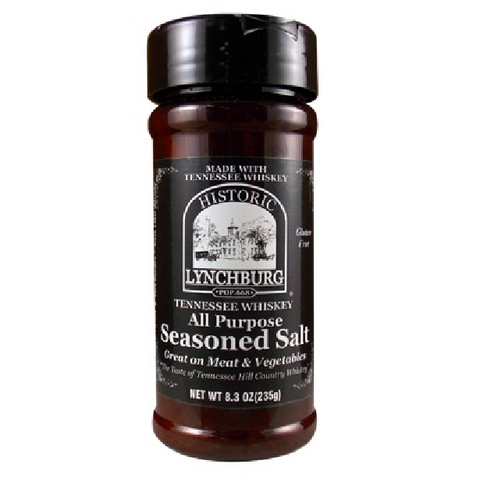 Historic Lynchburg Tennessee Whiskey All Purpose Seasoned Salt