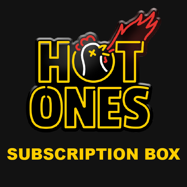 Hot Ones Subscription Box
