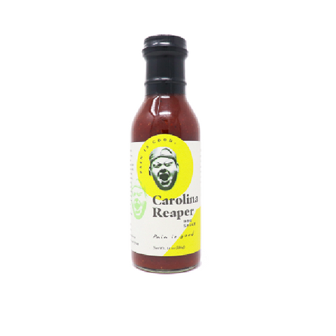 Pain Is Good Carolina Reaper BBQ Sauce